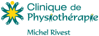 Logo de la Clinique de Physiothérapie Michel Rivest
