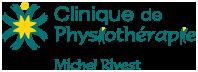 Logo de la Clinique de Physiothérapie Michel Rivest